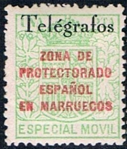 Spanish_Morocco_1p_telegraph_stamp_1935